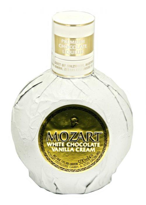 Morzart White Chocolate Vanilla Cream Liqueur