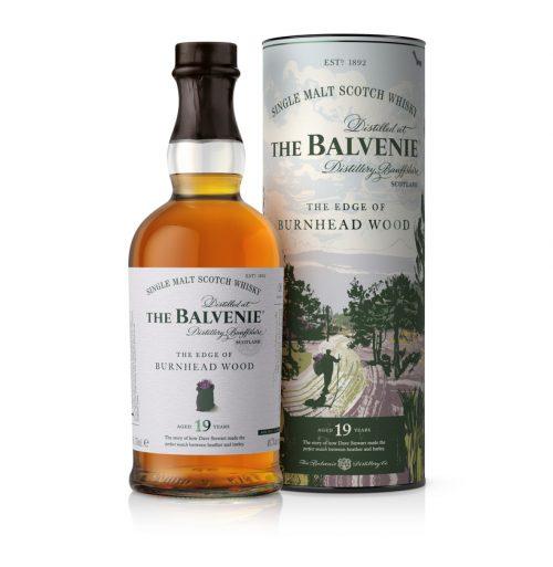 The Balvenie The Edge Of Burnhead Wood