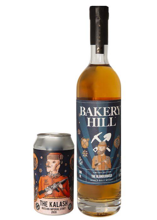 Bakery Hill The Blunderbuss Whisky