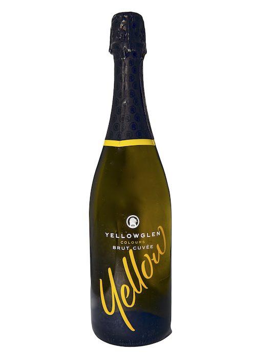 Yellowglen Colours Yellow Brut Cuvee Champagne