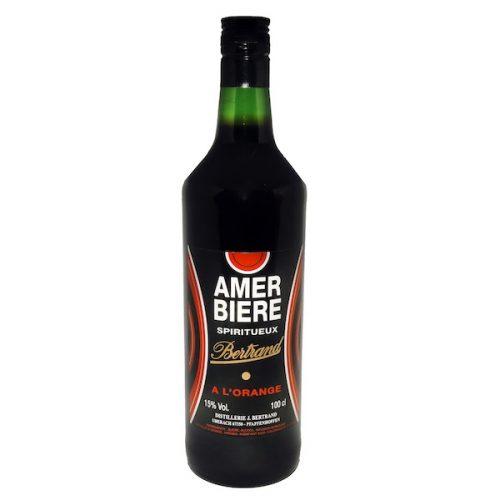 Amer Biere Orange Liqueur