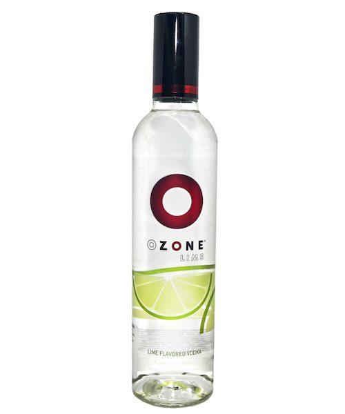 Ozone Lime Flavoured Vodka
