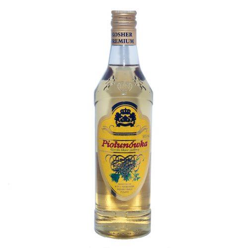 Nisskosher Piolunowka Herbal Bitter Liqueur