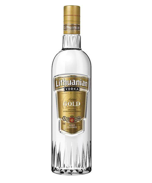 Lithuanian Original Gold Vodka