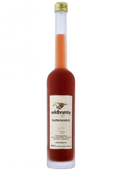 WildBrumby Butterscotch