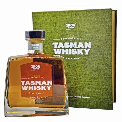 Borbon Cask Tasman Whiskey
