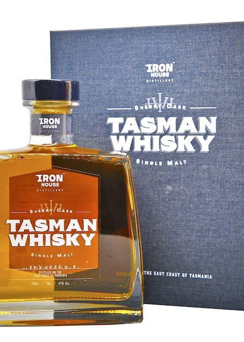 Sherry Cask Tasman Whisky