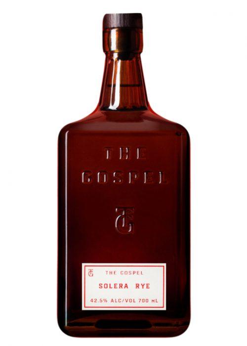 The Gospel Solera Rye Whisky