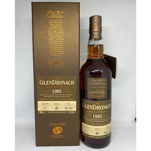 Glendronach 1993 Oloroso Cask