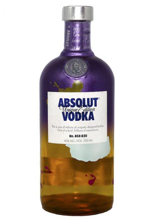 Absolut Vodka Unique Edition