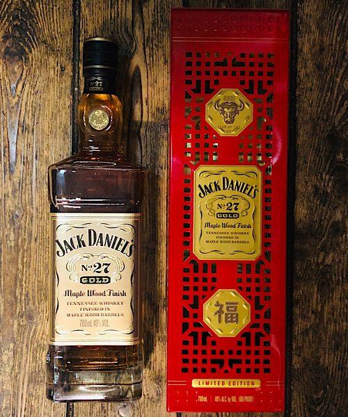 Jack Daniel Gold