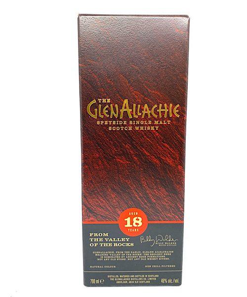 GlenAllachie Single Malt Scotch Whisky