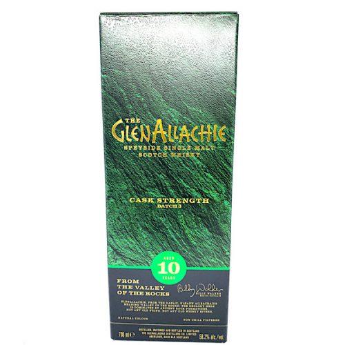 Glenallachie Cask Strength Batch 3