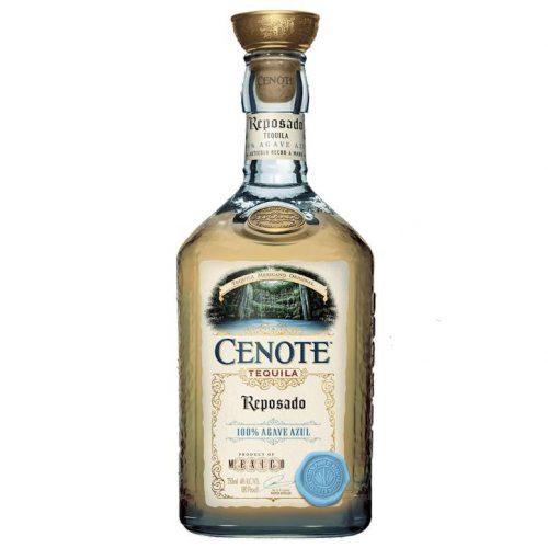 Cenote Tequila Reposado Mexico