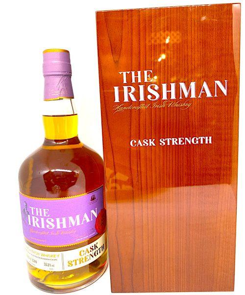 Irishman Cask Strength