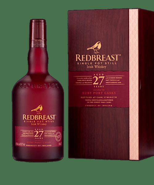 Redbreast Single Pot Irish Whiskey