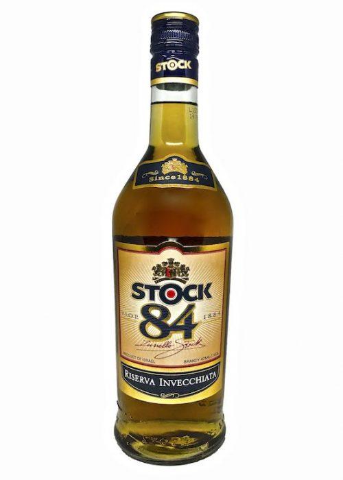 Stock 84 Brandy Isreal