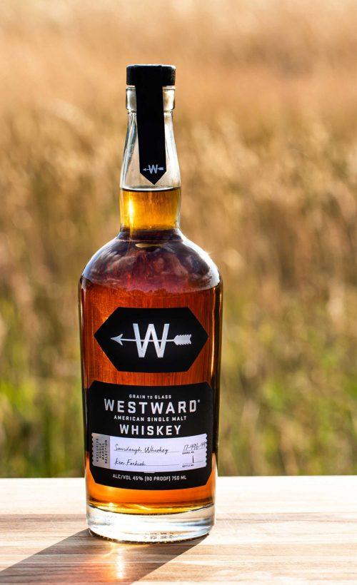 Westward Sourdough American Single Malt Whiskey