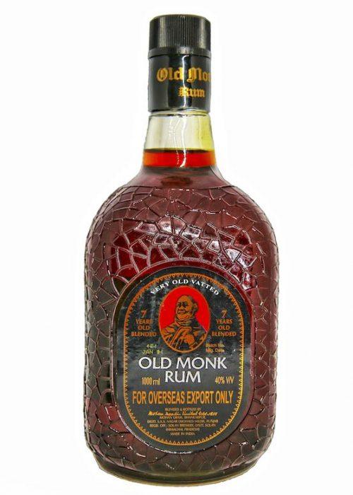 Old Monk Rum India