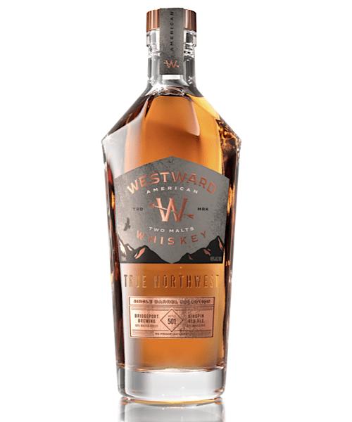Westward American Two Malts Whiskey