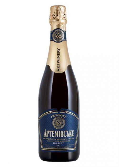 Artemivske Sparkling Wine