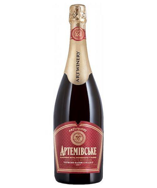 Artemivske Red Wine