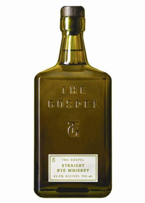 The Gospel Straight Australian Rye Whiskey