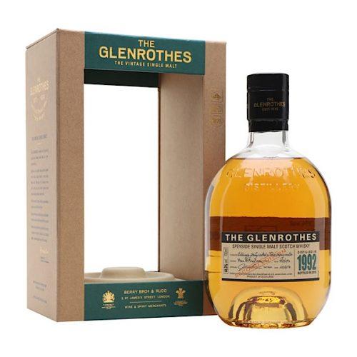 Glenrothes 1992 Bottled 2015 Single Malt Scotch Whisky