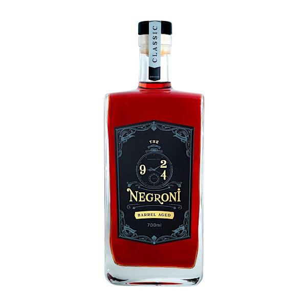 924 Negroni Classic Barrel Aged