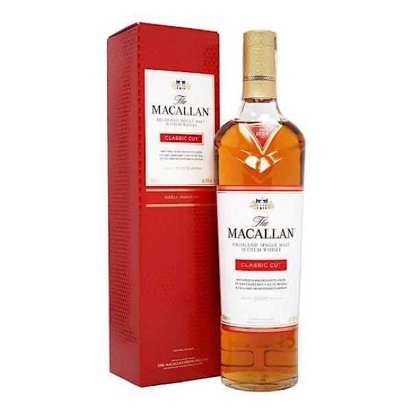 Macallan Classic Cut 2020 Limited Edition Cask Strength