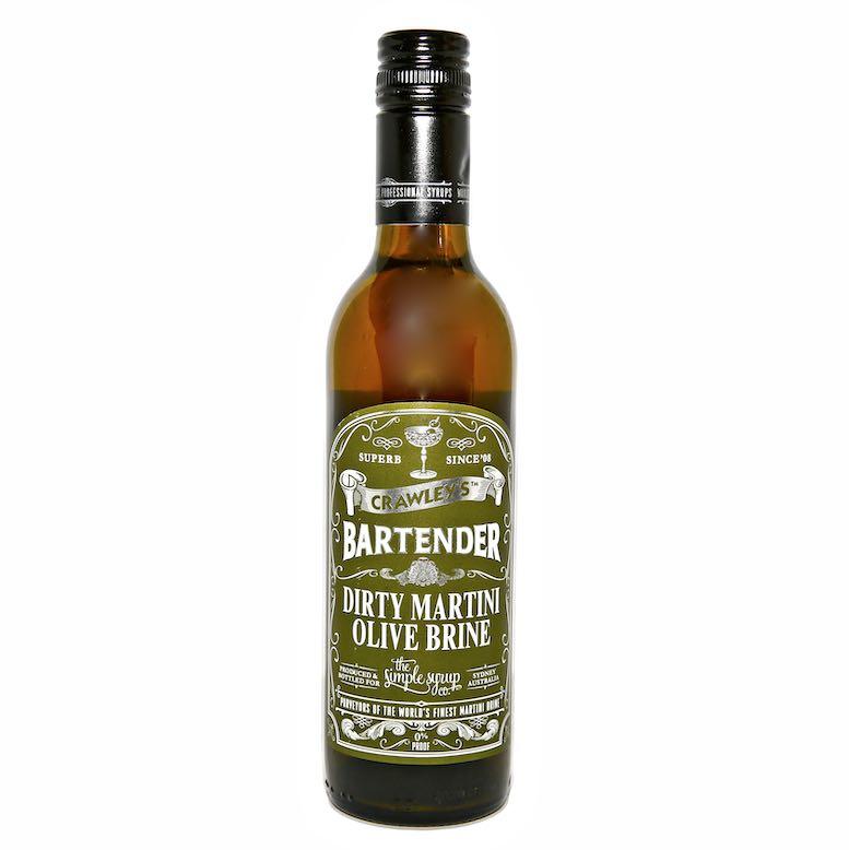 Crawley's Bartender Dirty Martin Olive Brine