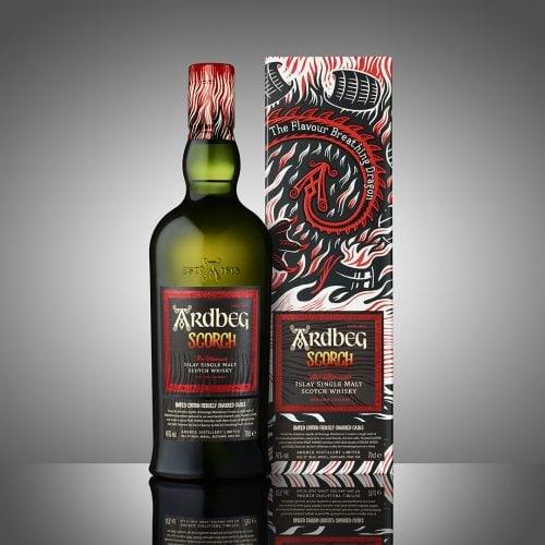 Ardbeg Scorch Single Malt Scotch Whisky