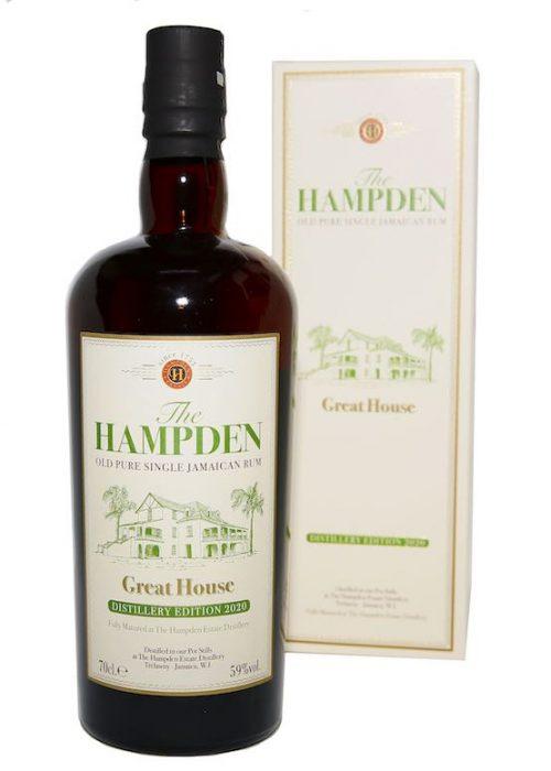 Hampden Old Pure Single Jamaican Rum