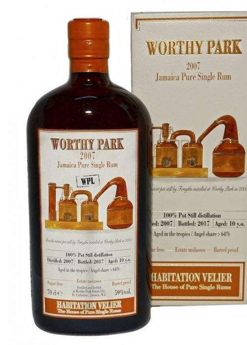 Worthy Park Jamaica Pure Single Rum