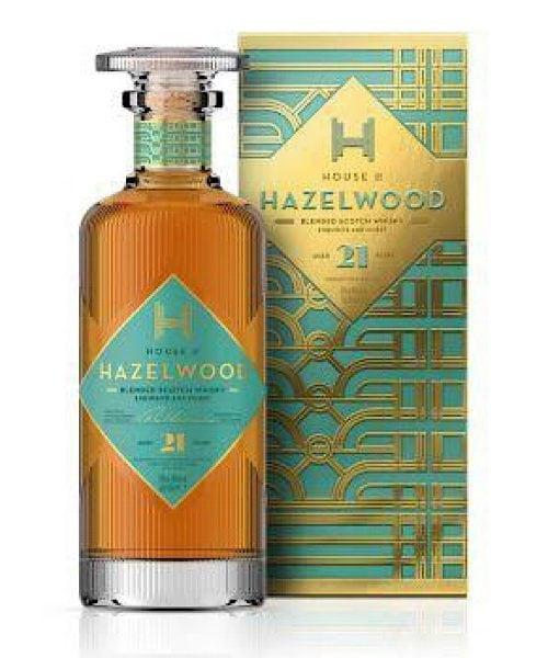 House Of Hazelwood 21 Year Blended Scotch Whisky