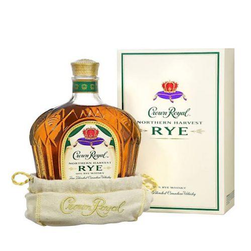 Crown Royal Northern Harvest Rye Fine Blended Canadian Whisky