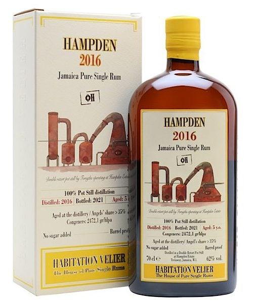 Pure Single Jamaican Rum 700mL
