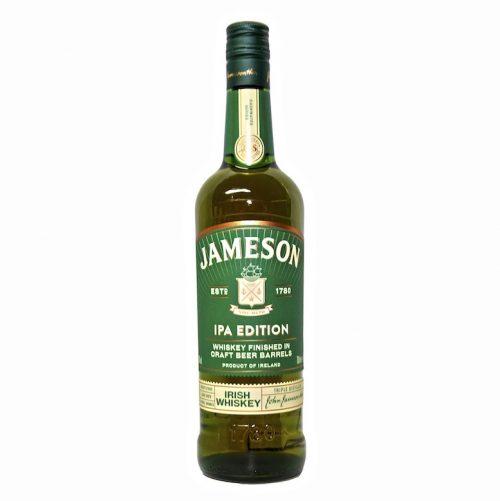 Jameson IPA Edition Whiskey 700mL 69.99 40% 22std ireland