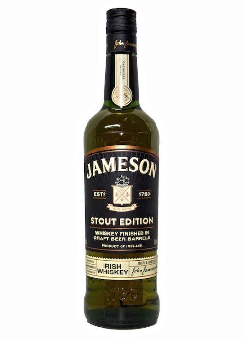Jameson Stout Edition Irish Whiskey 700mL 40% 22std ireland