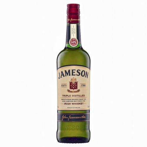 Jameson Triple Distilled Irish Whiskey 750mL 49.99 40% irish