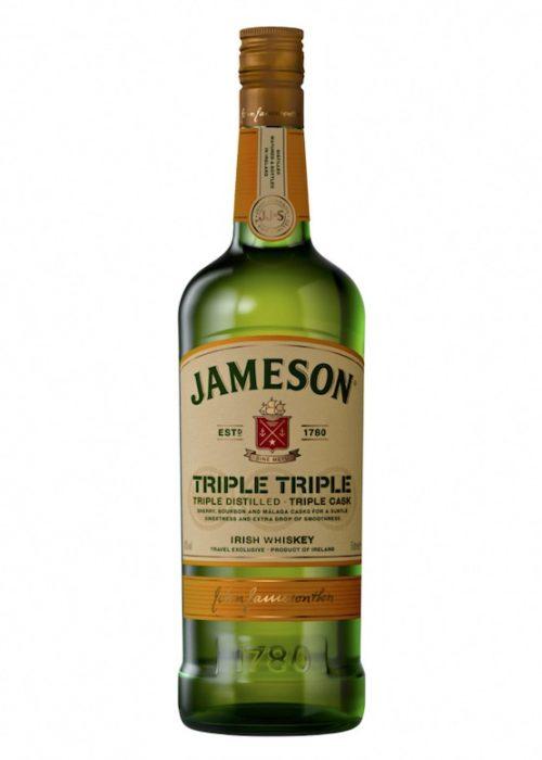 Jameson Triple Triple Irish Whiskey 1000mL 79.99 40% kentu