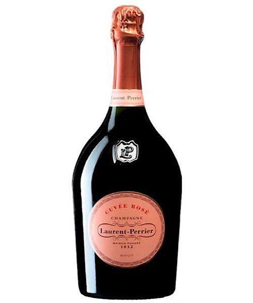 Laurent-Perrier Cuvee Rose Champagne 750mL